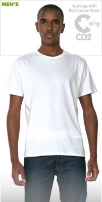 オーガニックコットンTシャツE01画像