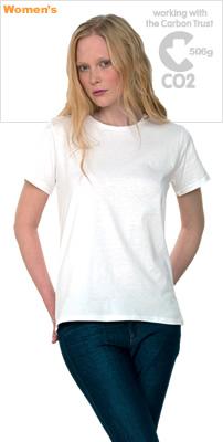 オーガニックコットンTシャツE02画像