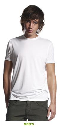 オーガニックバンブーTシャツE45